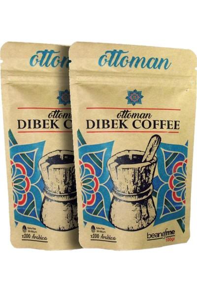Beanofme Ottoman Dibek Kahvesi 2X100 gr