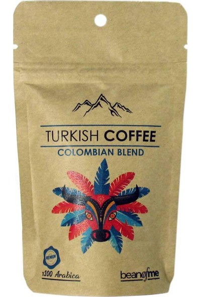 Beanofme Türk Kahvesi Keşfet Seti 3X40 gr
