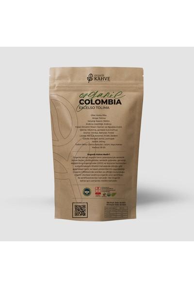 Beanofme Organik Kolombiya Exelco Tolima -200GR-