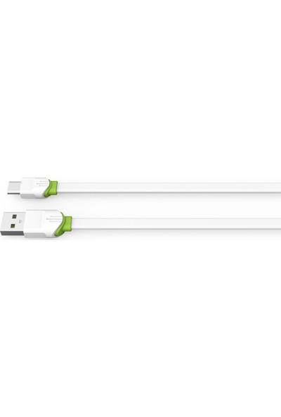 Ldnıo Hızlı Şarj Kablosu 1 m Lightning -LS34