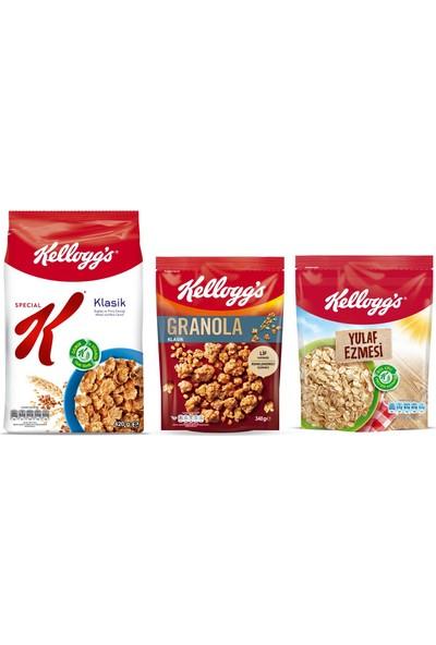 Kellogg's Klasik Paket