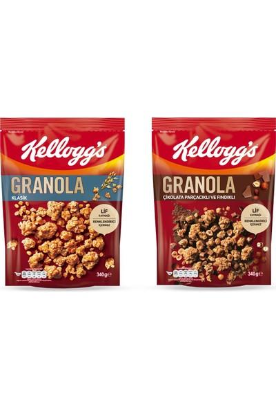 Kellogg's Granola Karma Paket 5