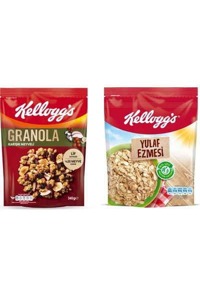 Kellogg's Granola Karma Paket 2