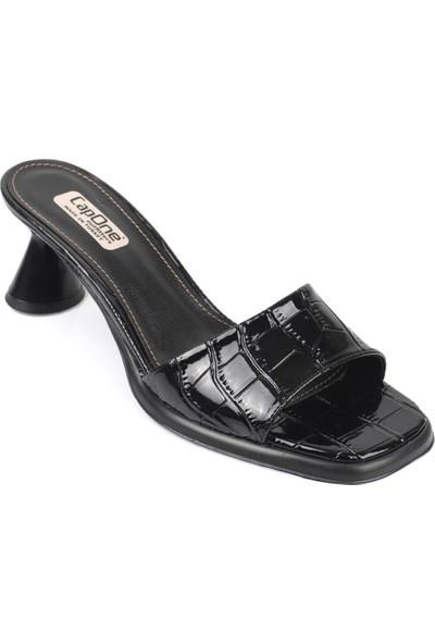 Capone Outfitters Capone 4210 Kadın Topuklu Terlik
