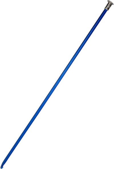 Sultan Metal Gagalı Şiş 25 cm | Standart