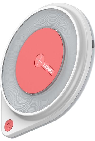 Ldnıo Kablosuz Hızlı Şarj Cihazı 10W 2A Qı -AW001