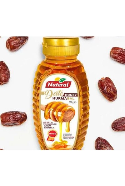 Nuteral Hurma Bal - Date Honey 250 gr
