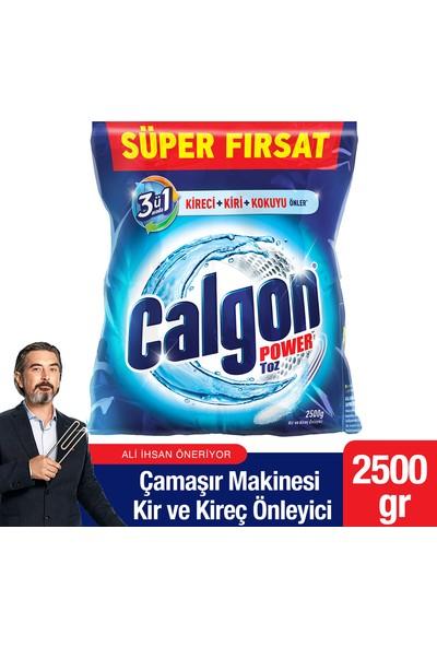 Calgon Çamaşır Makinesi 2500 gr Kireç Önleyici Toz
