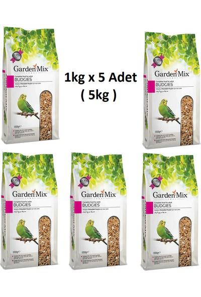 Garden Mix Muhabbet Yemi 1kg x 5 Adet