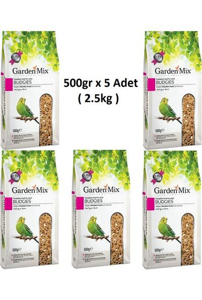 Garden Mix Muhabbet Yemi 5 Adet 500GR