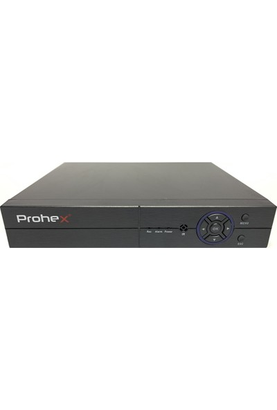 Prohex 8 Kanal Hibrit Dvr Ahd 2 Mp 1080 P H265 Kayıt Cihazı Tv-Out