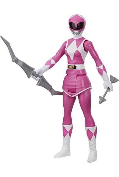 Power Rangers Beast Morphers Dev Figür E5914 E8904 Mighty Morphin Pink Ranger