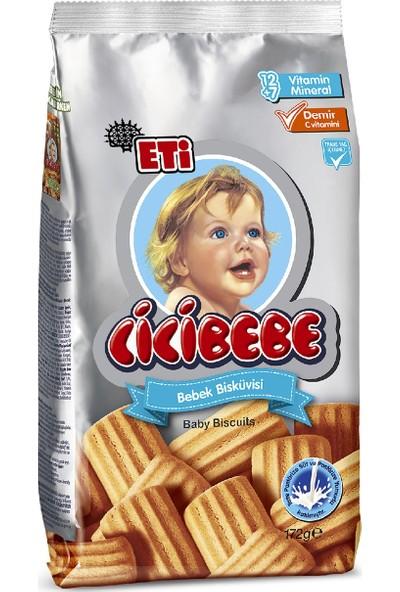 Eti Cicibebe Bebek Bisküvisi 172 g