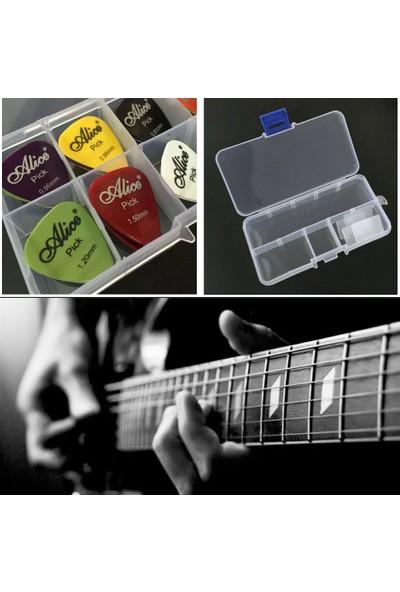 Alice Gitar Pena Takımı (50 Adet Pena + Saklama Kutusu)