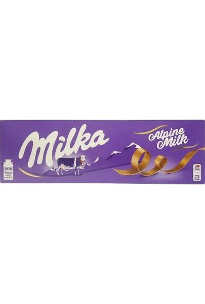 Milka - Alpine Milk Chocolate 250gr
