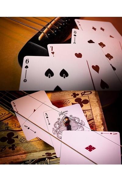 Murphy Magic Limited Edition Six Strings Oyun Kartı