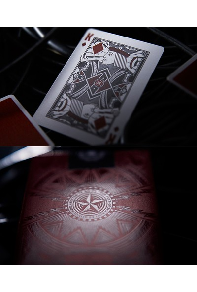 Murphy Magic Revolution Oyun Kartı
