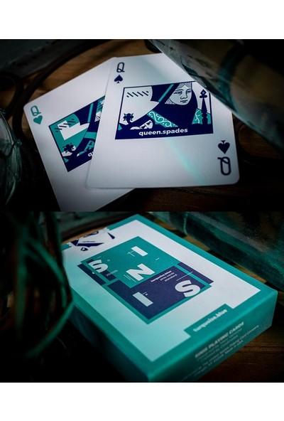 Murphy Magic Sinis (Turquoise) Oyun Kartı