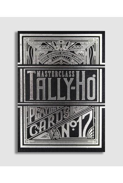 Tally-Ho Masterclass Siyah Oyun Kartı