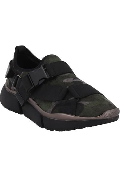Prins Yeşil Kadın Spor Ayakkabı 82