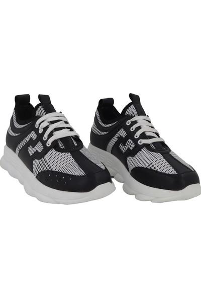 Beety Siyah Günlük Kadın Ayakkabı B10-2010