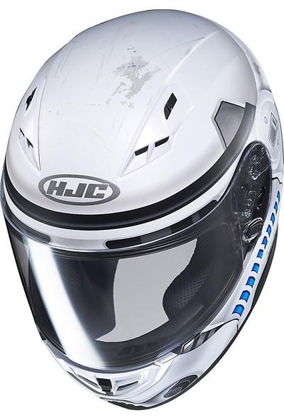 Hjc CS15 Stormtrooper Star Wars MC10SF Full Face Motosiklet Kaskı XL