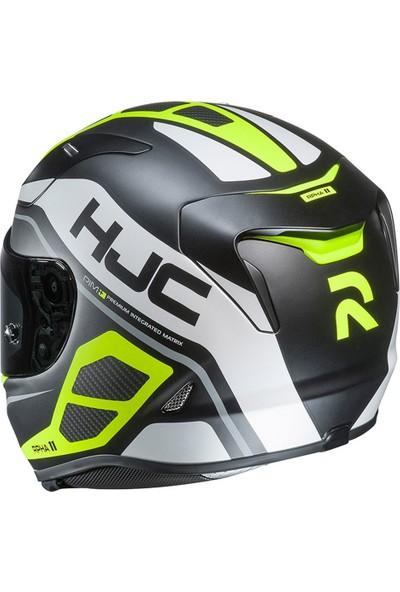 Hjc RPHA11 Saravo MC4HSF Full Face Motosiklet Kaskı XS