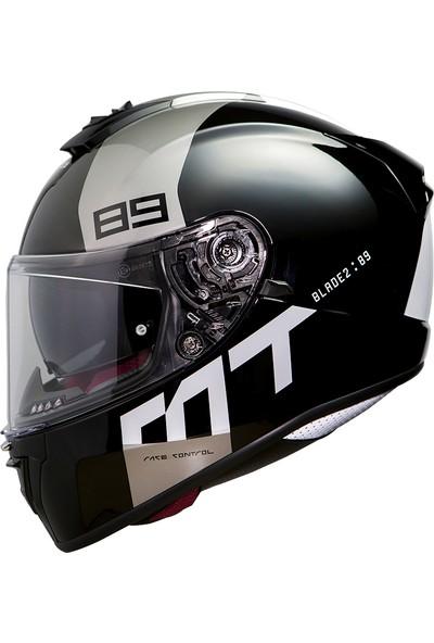 mt Blade 2 Sv 89 B2 Full Face Motosiklet Kaskı M
