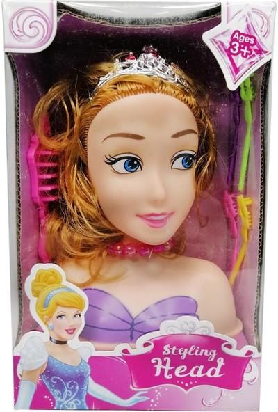 Toru Toys Torutoys Prenses Styling Bebek Büst