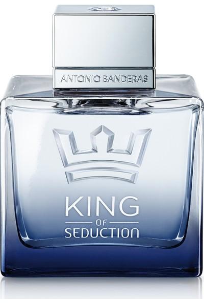 Antonio Banderas King Of Seduction Edt 100 Ml Erkek Parfüm