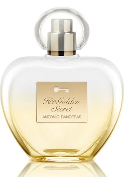 Antonio Banderas Her Golden Secret Edt 80 Ml Kadın Parfümü