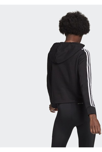 Adidas Essentials 3-Stripes Cropped Kadın Sweatshirt
