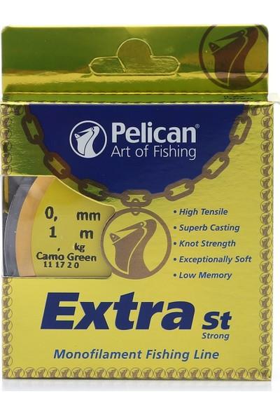 Pelican 045 mm Extra St 150 M Makara Misina Yeşil