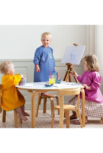 Babybjörn Oyun & Mama Önlüğü / Blue