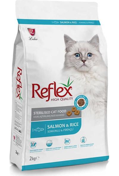 Reflex Somon&pirinç Kısır Kesi Maması 2 kg
