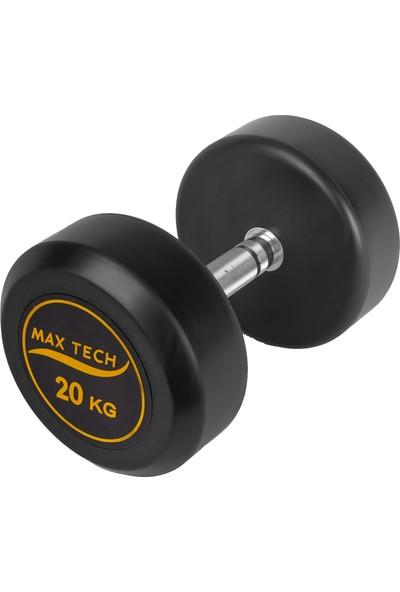 Max Tech 20 Kg. Profesyonel Dambıl