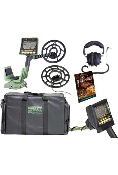 Garrett -Gtı 2500 Define, Altın, Metal Dedektörü ,Supreme Paket (