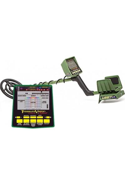 Garrett -Gtı 2500 Define, Altın, Metal Dedektörü Standart Paket (