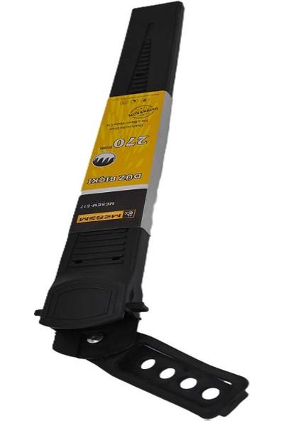Meşem 270 mm Düz Bıçaklı Testere Bıçkı Kılıflı Budama Bahçe Testeresi