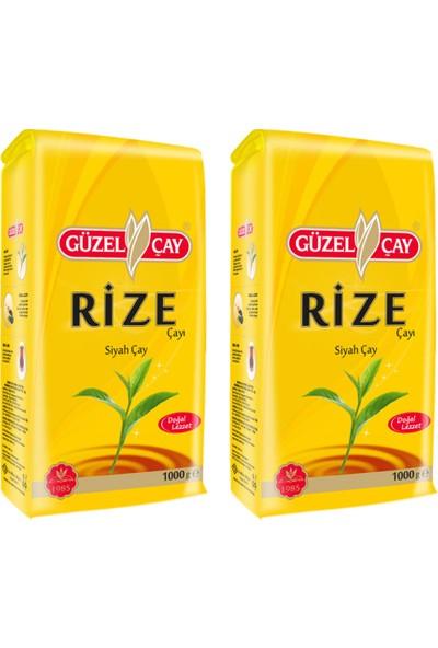 Güzel Çay Rize 1000g Fırsat (x2 adet)
