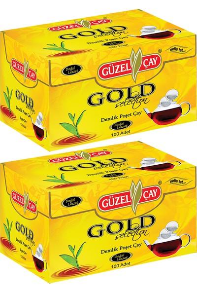 Güzel Çay Gold Selection 100'lü Fırsat (x2 adet)