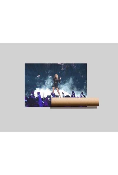 Termofom Taylor Swift Konser Posteri - Taylor Swift Afişleri (70X100)