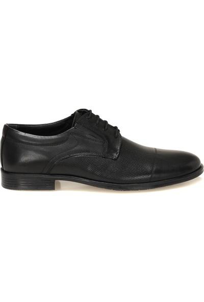 Garamond GR-59 1FX Siyah Erkek Klasik Ayakkabı