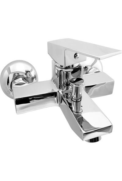 Nuss Armatures Kare Banyo Bataryası 9804