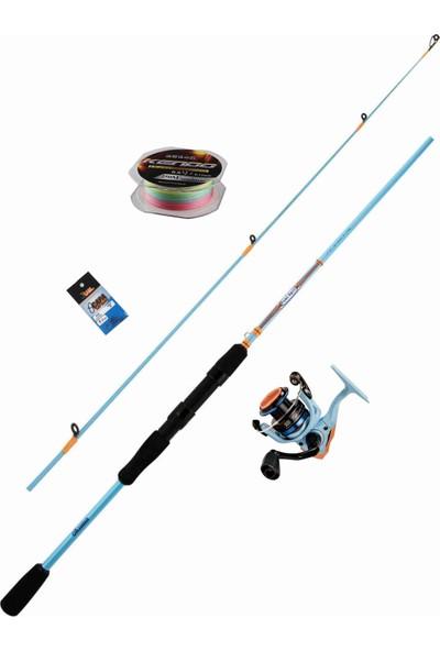 Okuma Tetik Balıkçılık Spin Takımı-8