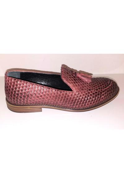 Smash 6000 Erkek Günlük Örme Klasik Püsküllü Ayakkabı