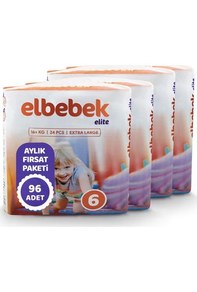 Elbebek Elite Extra Large 16+Kg 24LÜ
