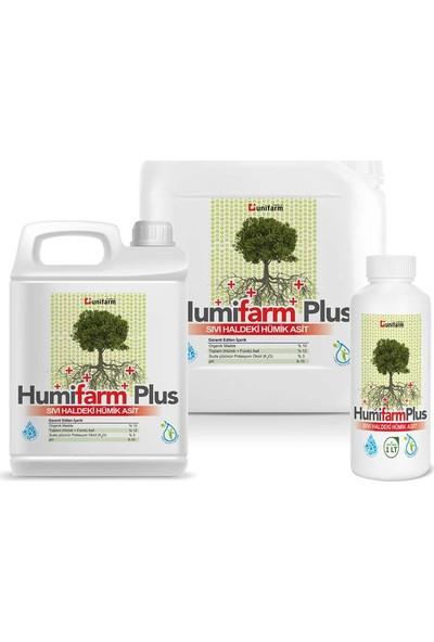 Unifarm Humifarm Plus Om %15; Humik+Fulvik %12; K2O %3 20 Lt