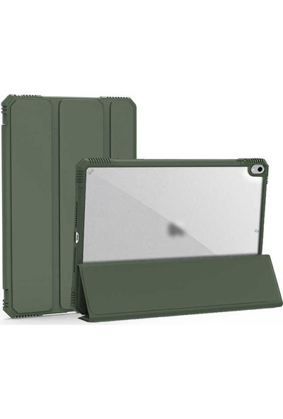 "Vendas Apple iPad Pro 10.5"" 7.nesil w-Alpha Serisi Stand Özellikli Tablet Kılıfı"
