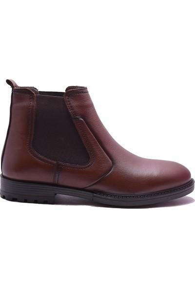 Ayakkabı Burada 1796 Deri Erkek Bot